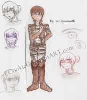 AOT/SNK~ *OC* by ECookie