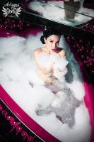 Candle light, melted wax.. IV by artraged