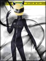 DRRR - Celty by HClO3