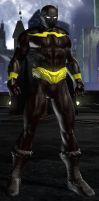 Black Panther (DC Universe Online) by comix-fan