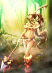 Nidalee The Beastial Huntress by eric992