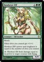 Hawkeye Elf by JTMS