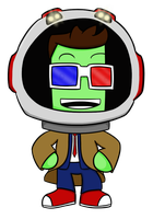 Kurt the Kerbal by EmC98