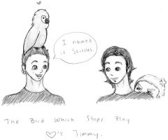 Jimmy's New Friend by xLita--x