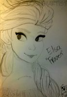 Elsa by LooneyArtist