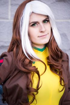 Marvel: Rogue by amaleighcp