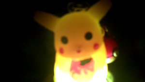PIKACHU FROM HELL by impostergir007