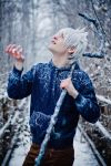Jack Frost ~ You made it snow! by YamatoTaichou