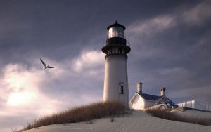 light house by graf-ics