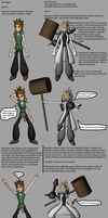 Artimis and Zeb Sheet by Degulus