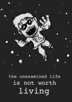 The unexamined life by thephenomenal92
