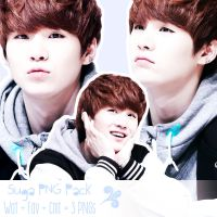 PNG pack ~Suga BTS by YooYongie