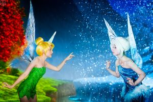 Secret of the Wings by Tink-Ichigo