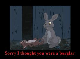 Funny Watership Down 22 by CrispinVCampion