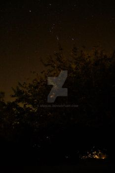 The Big Dipper by anacal