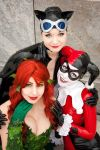 Batman: Poison Ivy - Gotham City Sirens by Naraku-Sippschaft