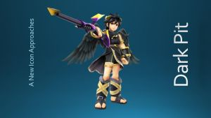 New Youtube Icon: Dark Pit by SonicChaos1000