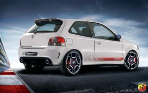 Abarth Palio by NeneDs