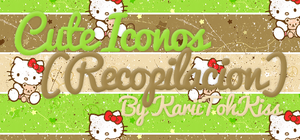 Cute Icons Recopilacion by KariiTohKiss