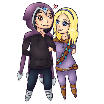 Talon+Lux - Shadowed Luminosity by Managodess