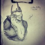 Goblin King by gokhanaltay
