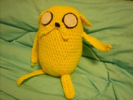Jake from Adventure time(c) by darkfire0805