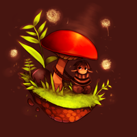 mushrooooooooom orz by JAhNiGhT