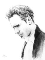 Michael Fassbender by kying1130