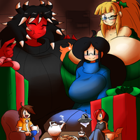 Our Winter Gathering by TheEnglishGent