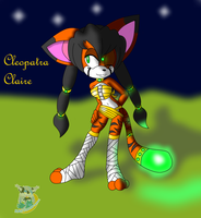 :NC: Cleopatra Claire by kakyuuspark
