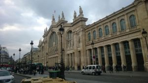 Grand Gare Du Nord by yi6i7