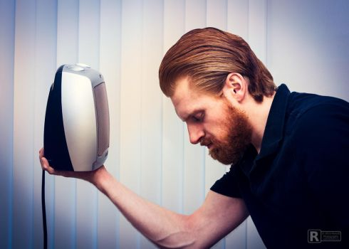 Cheap Man's Hair Dryer by Rezzolutions