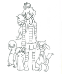 Lookit me, Ma! I'm a Pokemon trainer! by D-Chan416