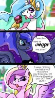 Part one: Mind your ROYAL manners! by gigandjett