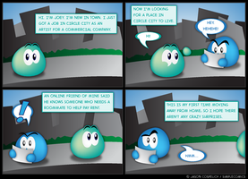 SC16 - New In Town by simpleCOMICS