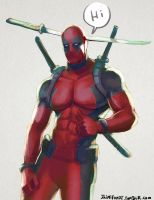 Deadpool by jaimito