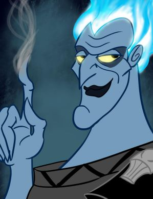 30 Days of Disney - Hades