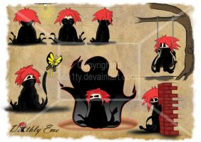 Deathly Emo Character Sheet by De1ty