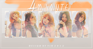 120827 4minute by Yinheart