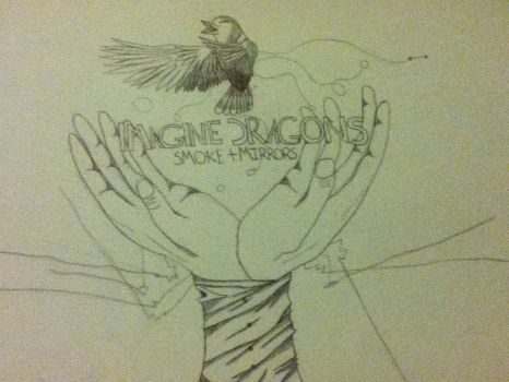 Imagine Dragons: Smoke and Mirrors by Concho10