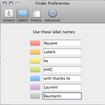 Label Folders for Aquave by RealUnimportant