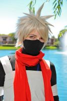 Anbu Kakashi: Simple Gaze by ChroniclesofDestiny