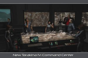 Command Center by thd777