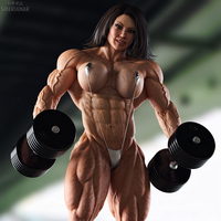 Huge FBB by Siberianar