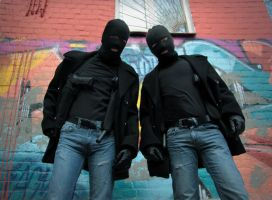 Boondock saints cosplay - 6 by Gregory-Welter
