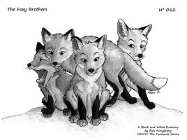 The Fox Brothers by AlexKH97