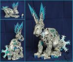 Bionicle MOC: Bunny by Rahiden