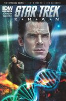 Star Trek - Khan 01 by PaulShipper