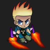 Johnny Test by Crysenley