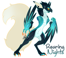 [Closed] Roaring Nights [Rexbirb] by Seoxys6